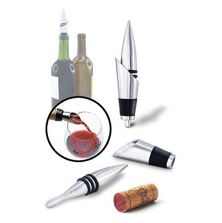 Uranus Wine Stopper & Pourer