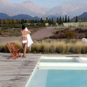 Spa Beneath The Andes