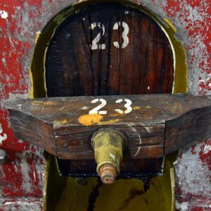 Rustic Wine Vat
