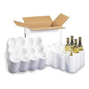 High-Performance Wine Shipping Box