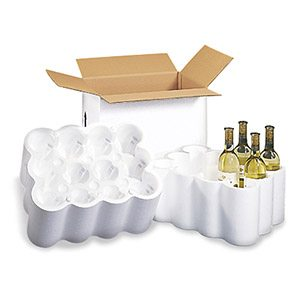High-Performance Wine Shipping Box