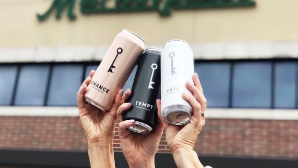 Canned wine is here to stay