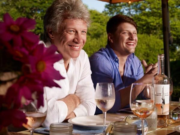 Jon Bon Jovi's wine