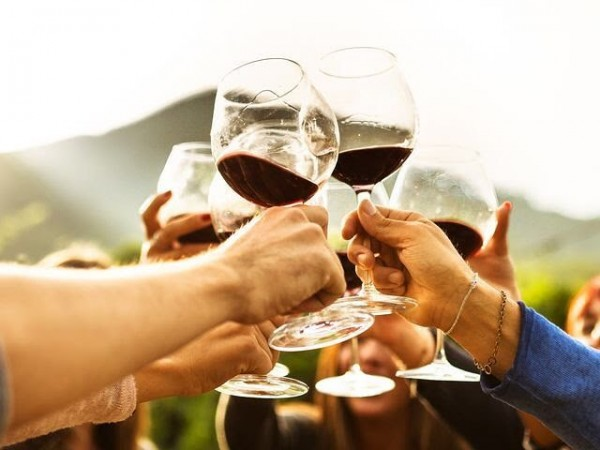 Creating the flavors of wine engages more of the brain than any other human experience