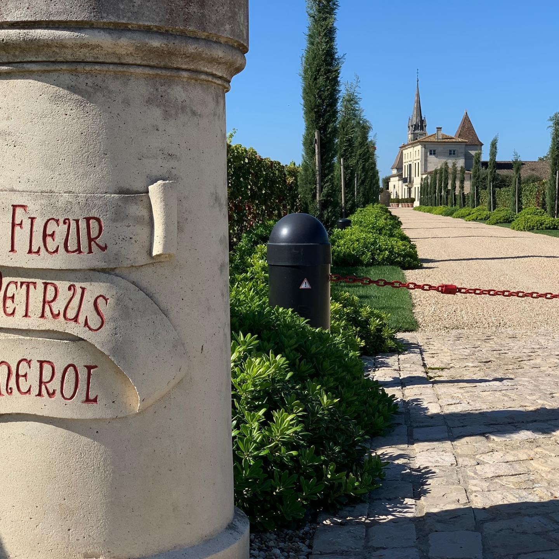 Chateau La Fleur-Petrus!